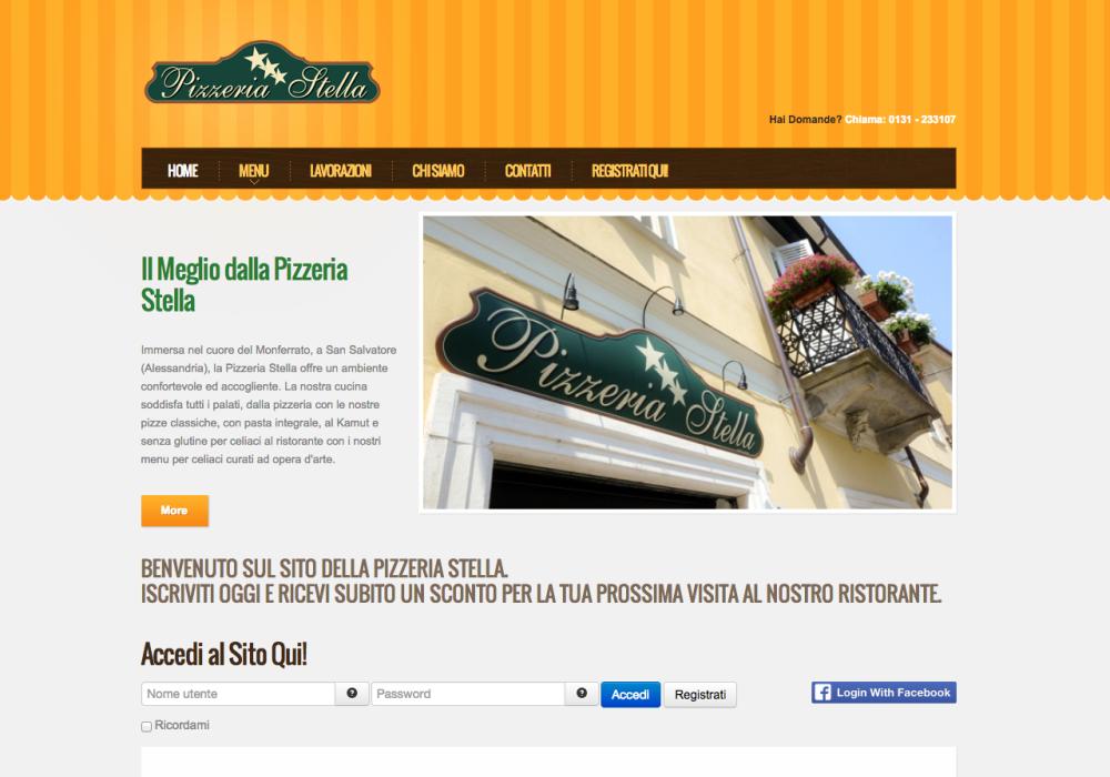 Pizzeria La Stella ES